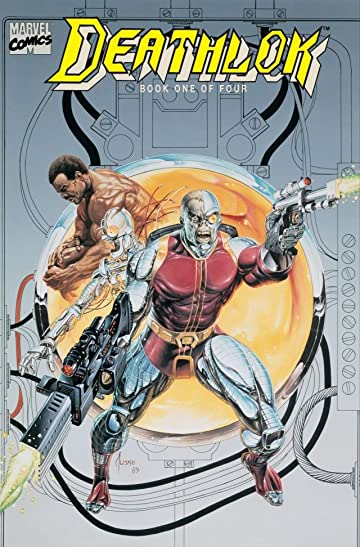 Deathlok (1990) #1 (of 4)
