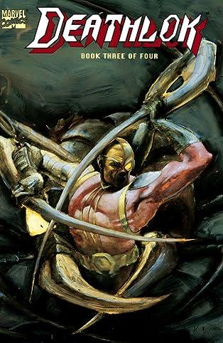Deathlok (1990) #3 (of 4)