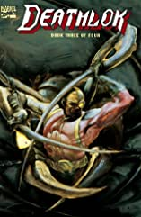 Deathlok (1990) #3