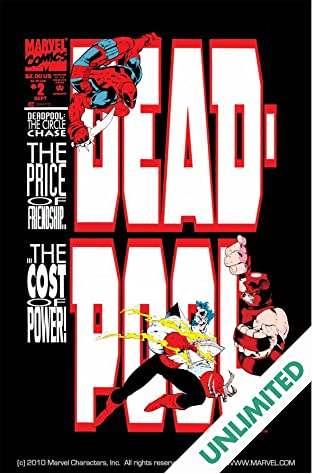 Deadpool: The Circle Chase #2
