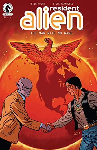 Resident Alien: The Man with No Name No.2