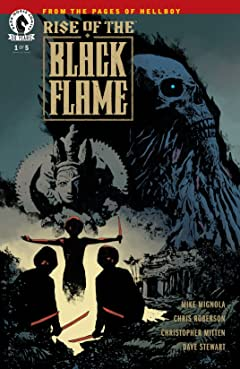 Rise of the Black Flame #1