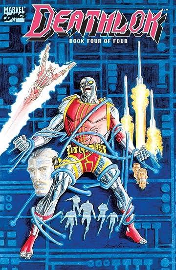 Deathlok (1990) #4 (of 4)