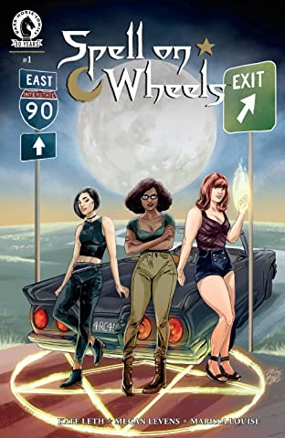 Spell on Wheels #1