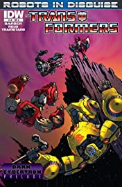 Transformers: Robots In Disguise (2011-2016) #18