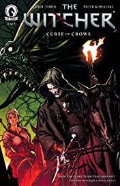 The Witcher: Curse of Crows #1