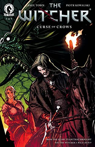 The Witcher: Curse of Crows No.1