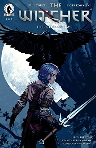 The Witcher: Curse of Crows No.2