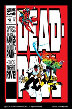 Deadpool: The Circle Chase #3