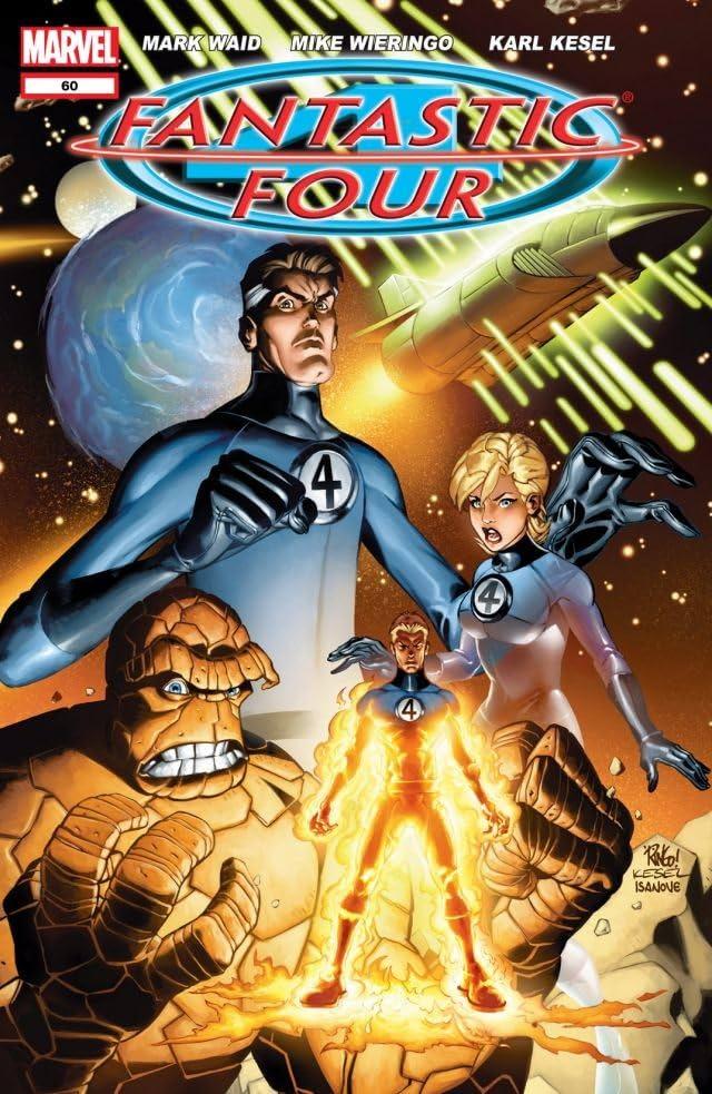 Fantastic Four (1998-2012) #60