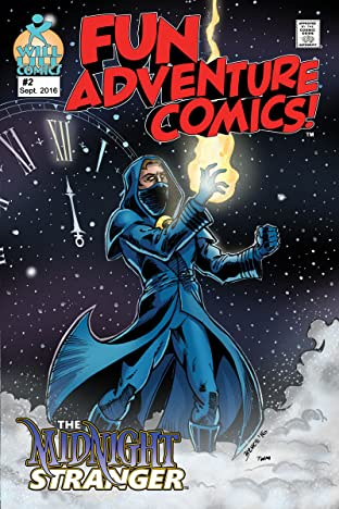 Fun Adventure Comics! #2