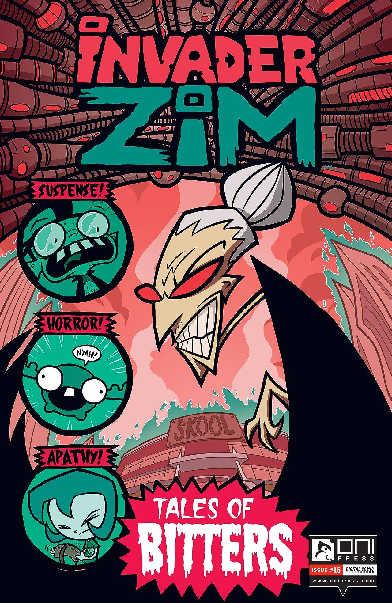Invader Zim #15
