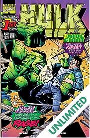 Incredible Hulk (1999-2007) #1
