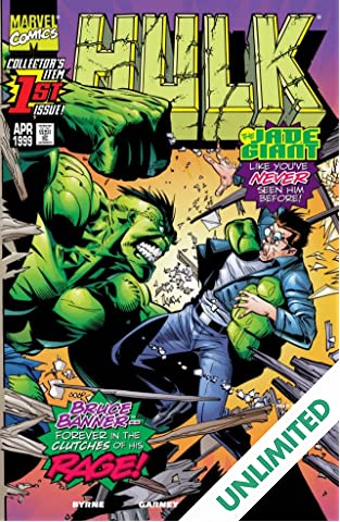 Incredible Hulk (1999-2007) #1