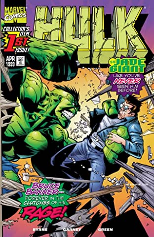 Incredible Hulk (1999-2008) #1