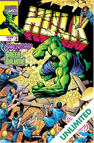 Incredible Hulk (1999-2007) #2