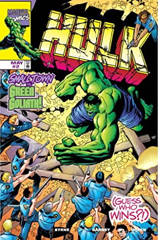 Incredible Hulk (1999-2007) No.2