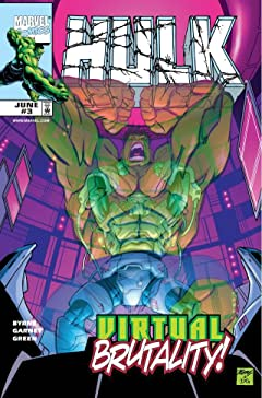 Incredible Hulk (1999-2007) #3