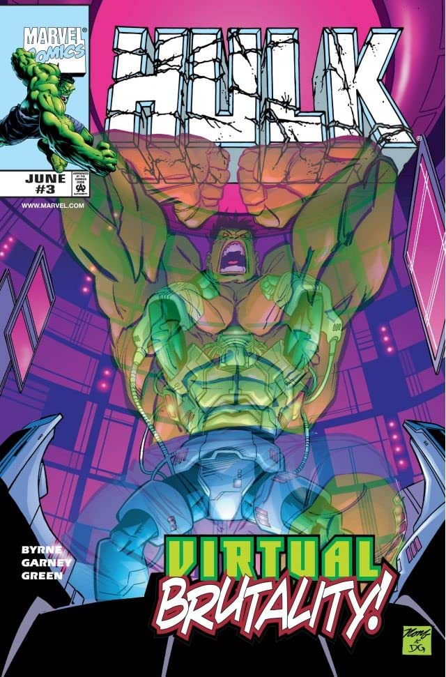 Incredible Hulk (1999-2008) #3