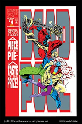 Deadpool: The Circle Chase #4