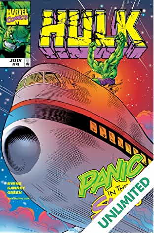 Incredible Hulk (1999-2007) #4
