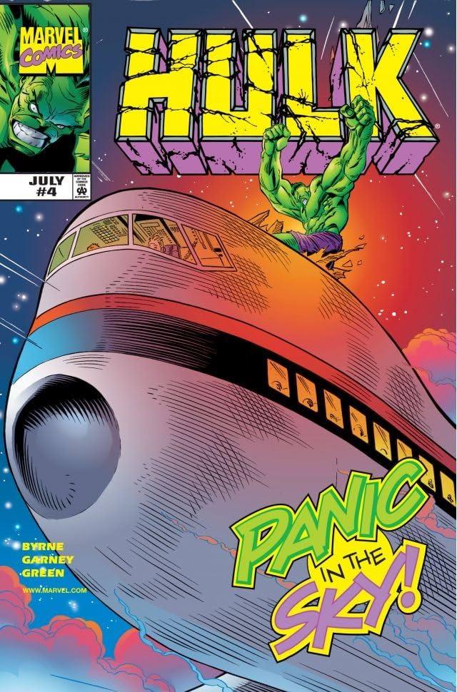 Incredible Hulk (1999-2008) #4