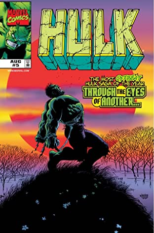 Incredible Hulk (1999-2007) No.5