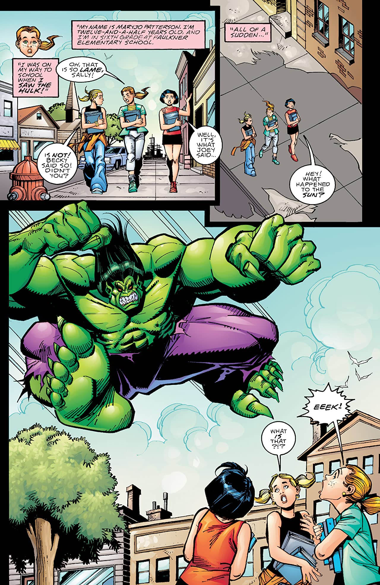 Incredible Hulk (1999-2007) #5