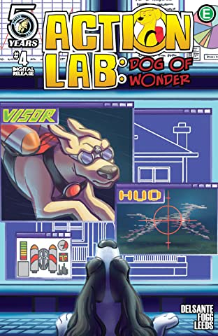 Action Lab: Dog of Wonder No.4