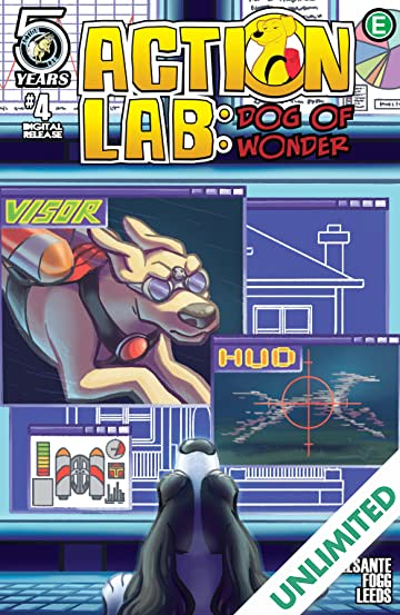 Action Lab: Dog of Wonder #4