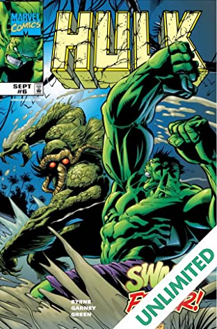 Incredible Hulk (1999-2007) #6