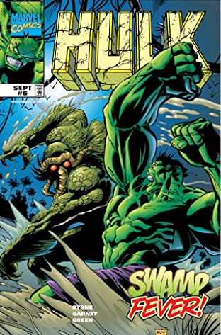 Incredible Hulk (1999-2007) No.6