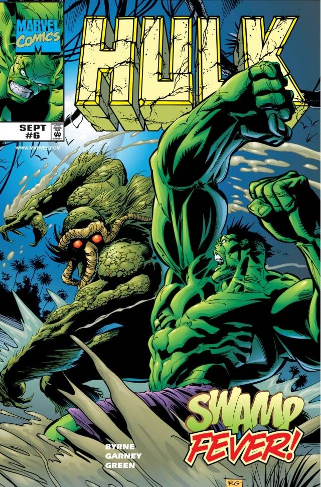 Incredible Hulk (1999-2008) #6