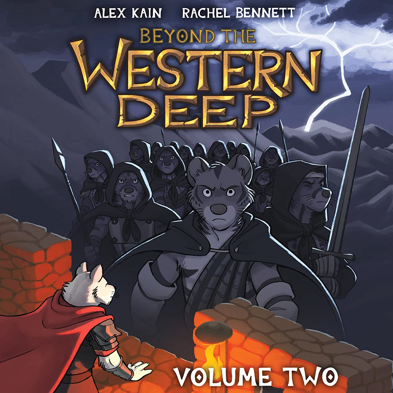 Beyond the Western Deep Vol. 2
