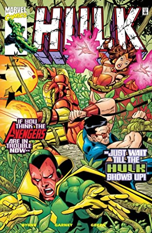 Incredible Hulk (1999-2007) #7