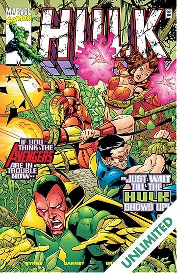 Incredible Hulk (1999-2007) #7