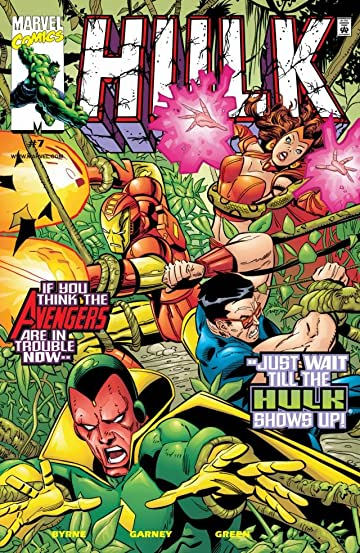 Incredible Hulk (1999-2008) #7