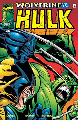 Incredible Hulk (1999-2008) #8