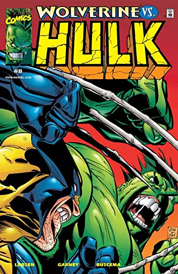 Incredible Hulk (1999-2007) #8