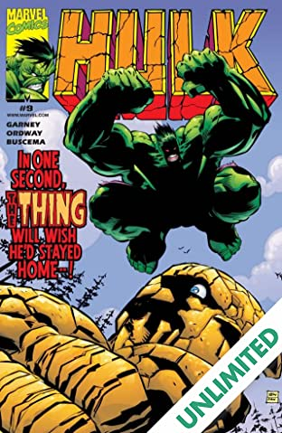 Incredible Hulk (1999-2007) #9