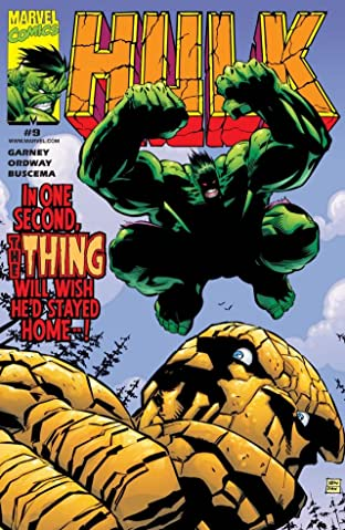Incredible Hulk (1999-2007) No.9