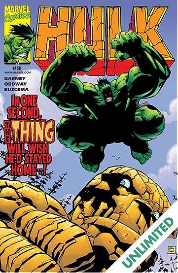 Incredible Hulk (1999-2007) #9