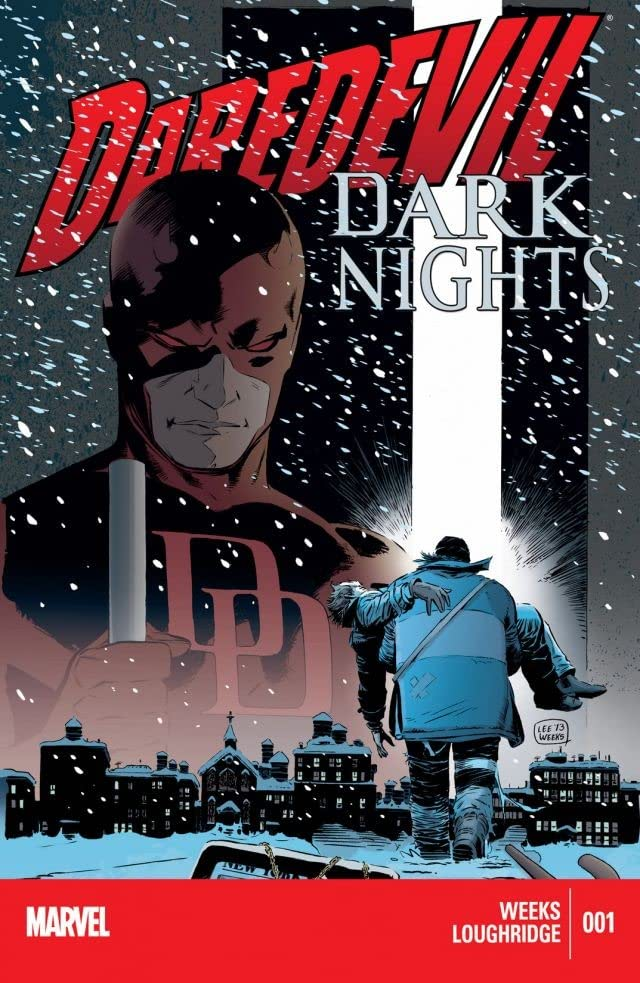Daredevil: Dark Nights #1 (of 8)