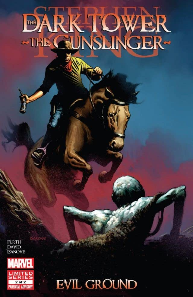 Dark Tower: The Gunslinger - Evil Ground #2 (of 2)