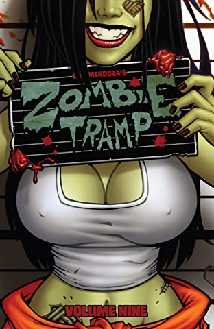 Zombie Tramp Tome 9: Skanks, Shanks, & Shackles