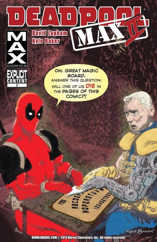 Deadpool Max 2 #2