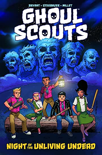 Ghoul Scouts Vol. 1: Night of the Unliving Undead