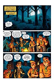 Ghoul Scouts Tome 1: Night of the Unliving Undead