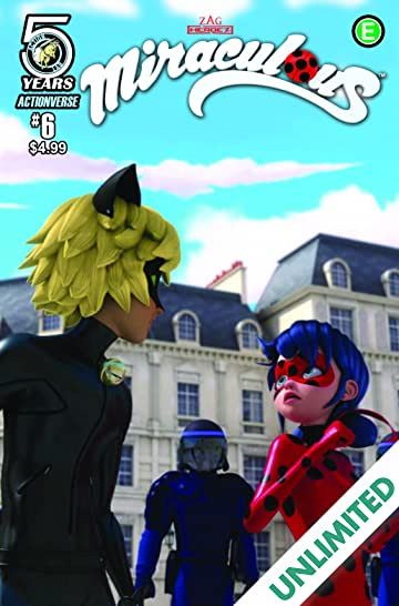 Miraculous: Tales of Ladybug and Cat Noir #6
