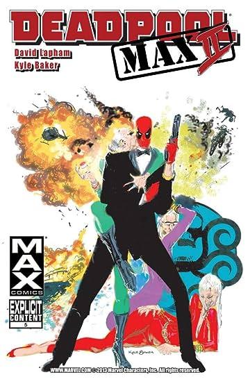Deadpool Max 2 #5
